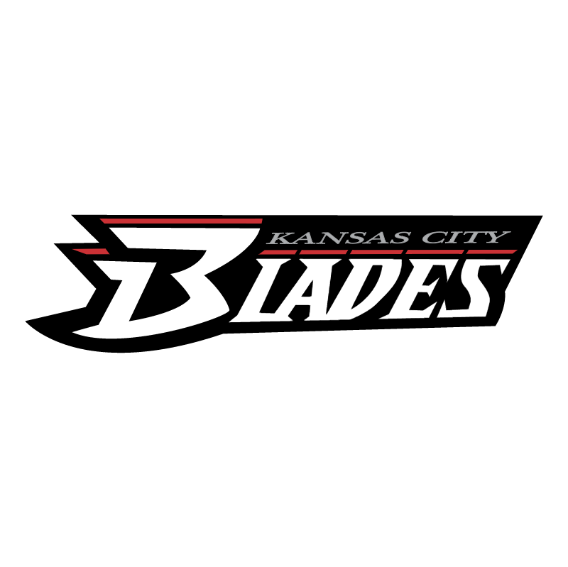 Kansas City Blades logo