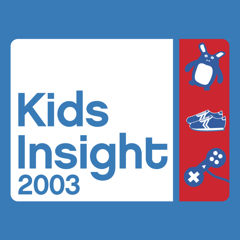 Kids Insight 2003 vector logo
