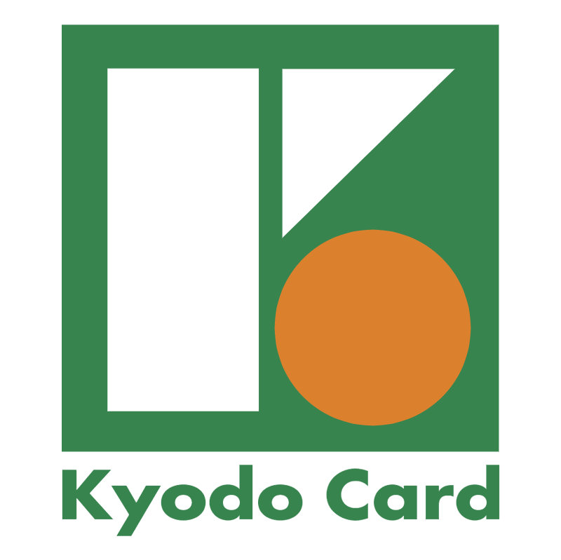 Kyodo Card vector logo
