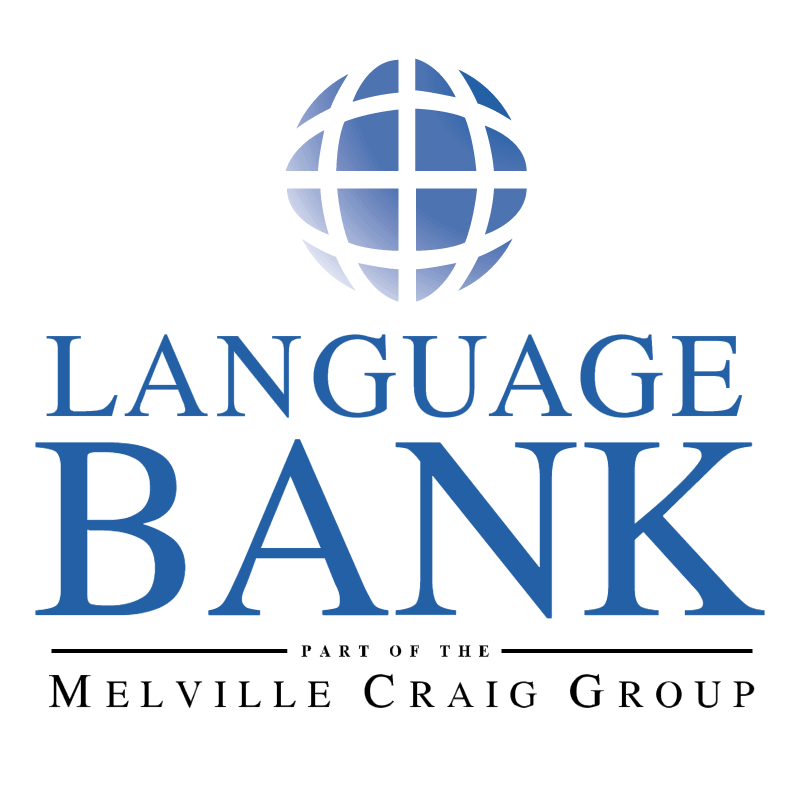 Language Bank logo