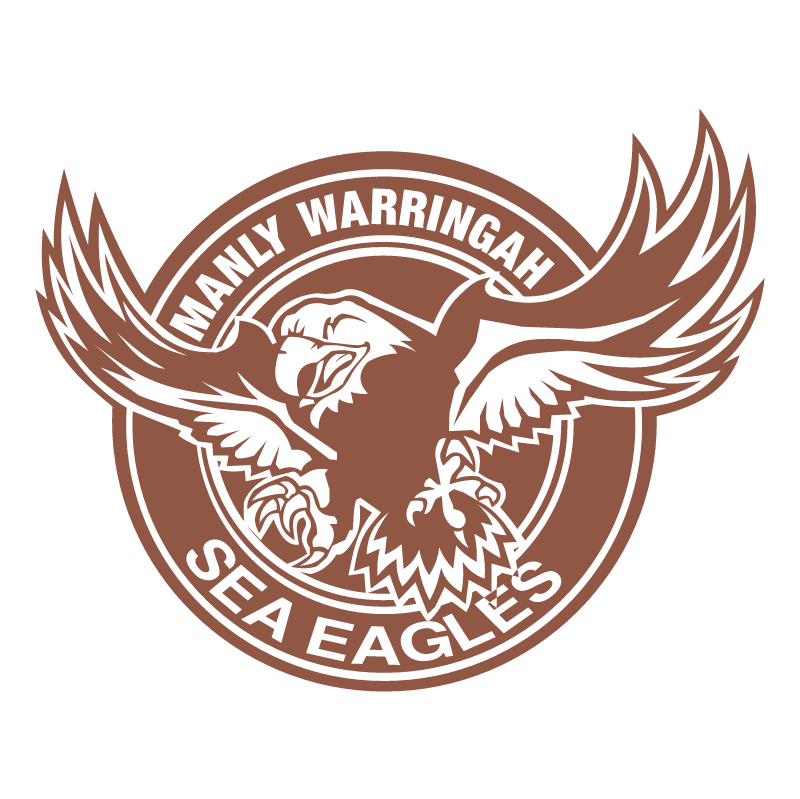 Manly Warringah vector