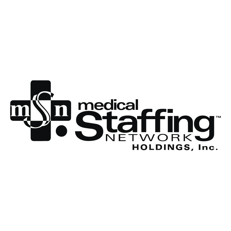 Medical Staffing Network Holdings vector logo