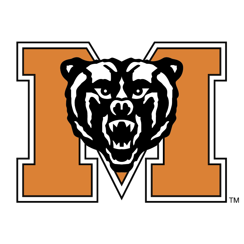 Mercer Bears vector