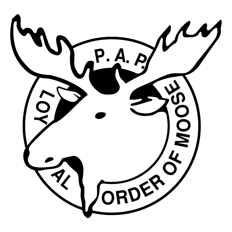 Moose Lodge vector