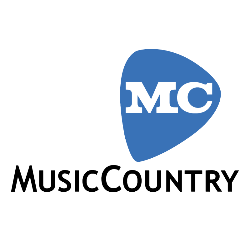 Music Country vector logo