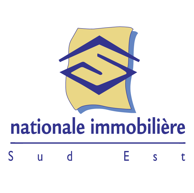 Nationale Immobiliere vector logo
