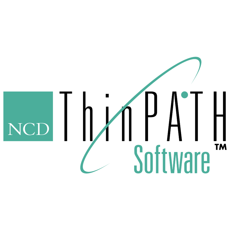 NCD ThinPath Software vector
