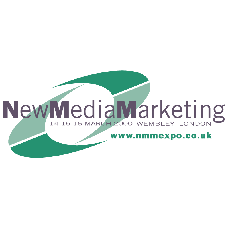 New Media Marketing vector