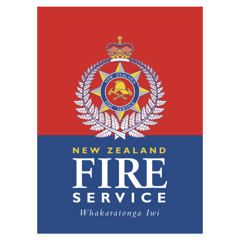 New Zealand Fire Service vector
