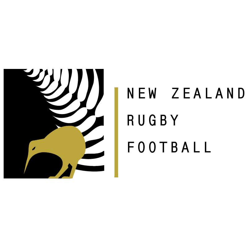 New Zealand Rugby Football vector