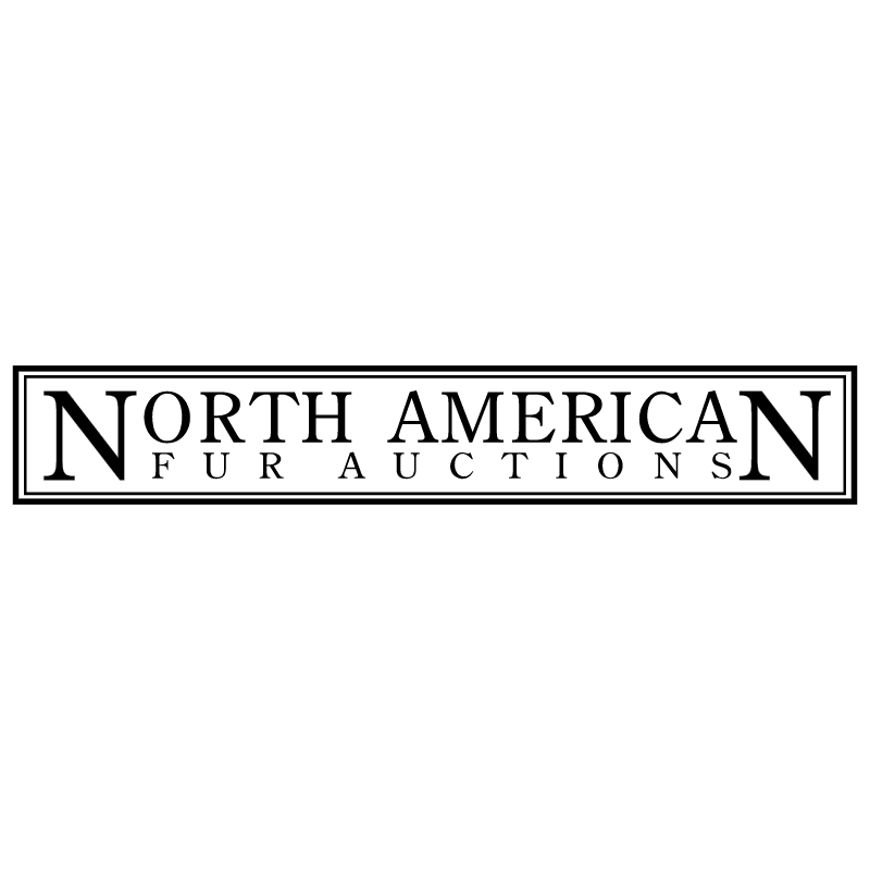 North American vector logo