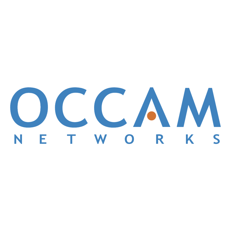 OCCAM Networks vector logo