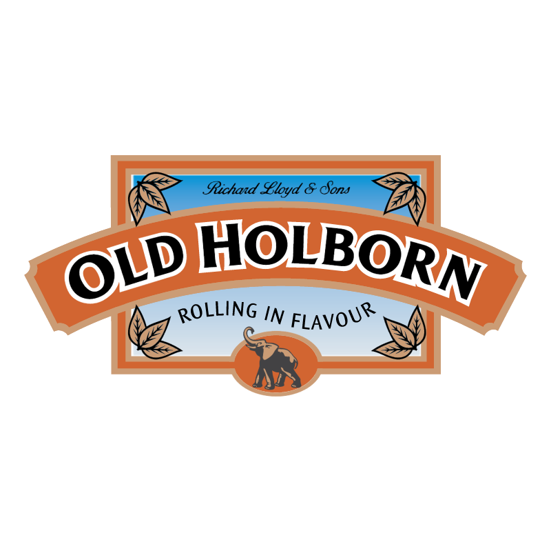 Old Holborn vector logo
