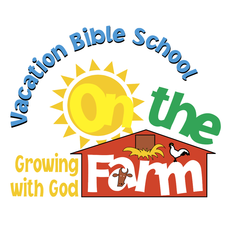 On the Farm vector logo
