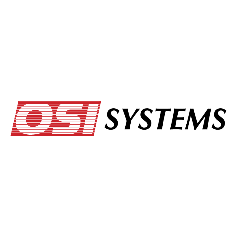 OSI Systems vector