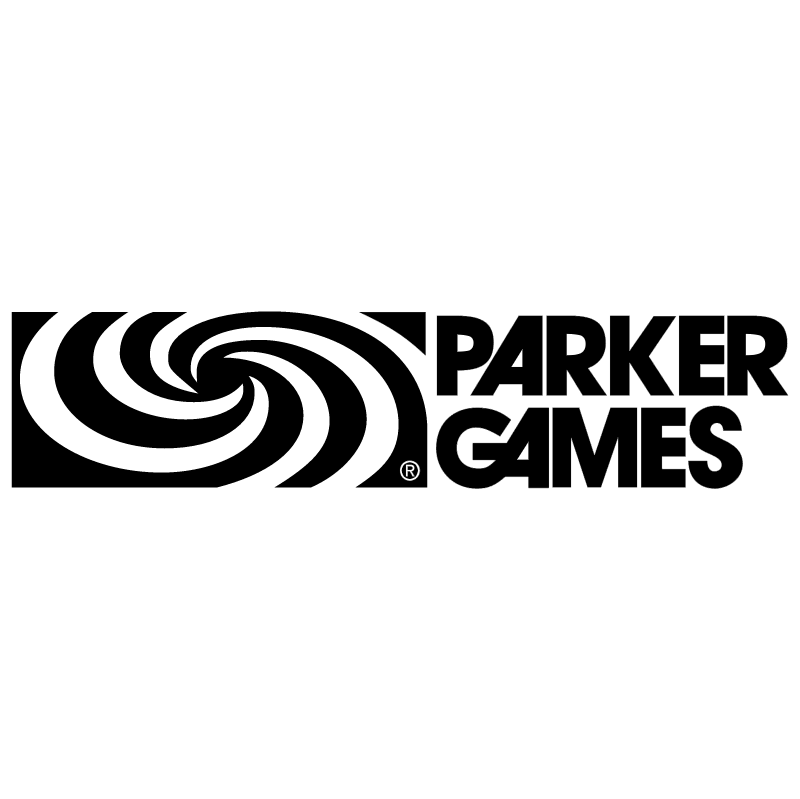 Parker Games vector logo