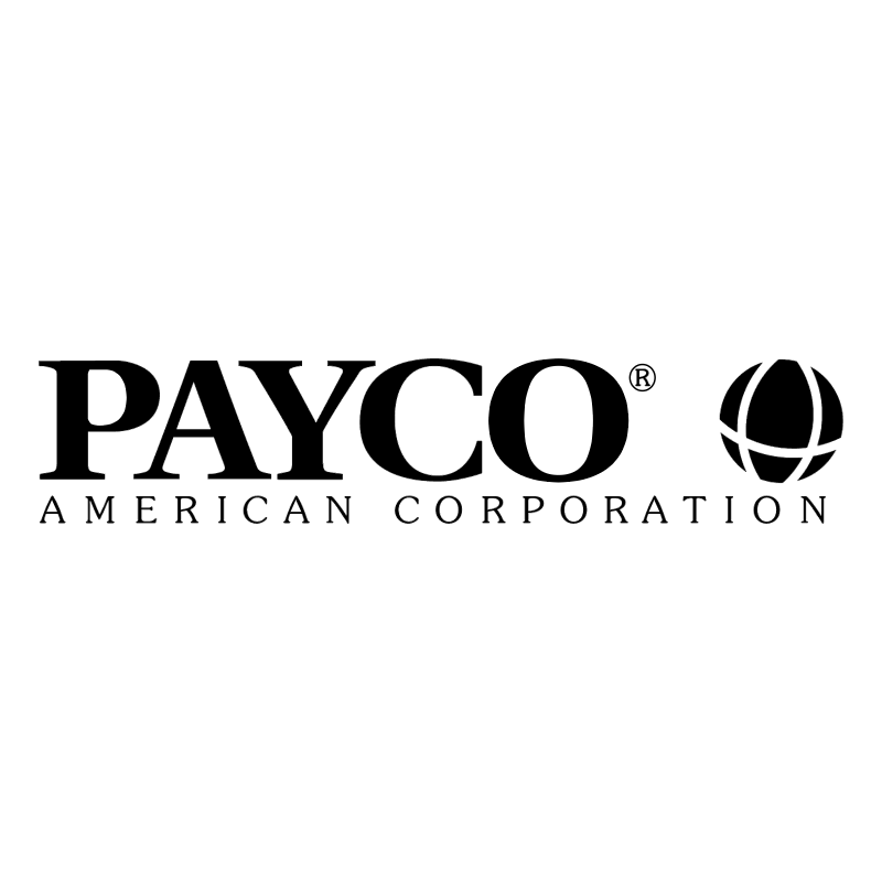 Payco American Corporation vector logo
