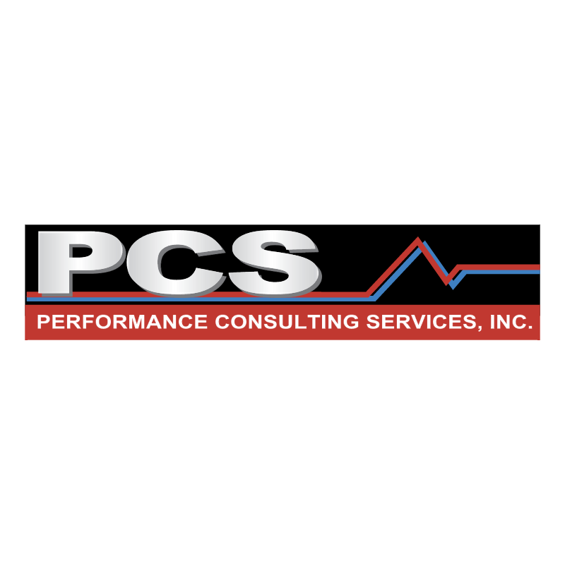 PCS vector logo