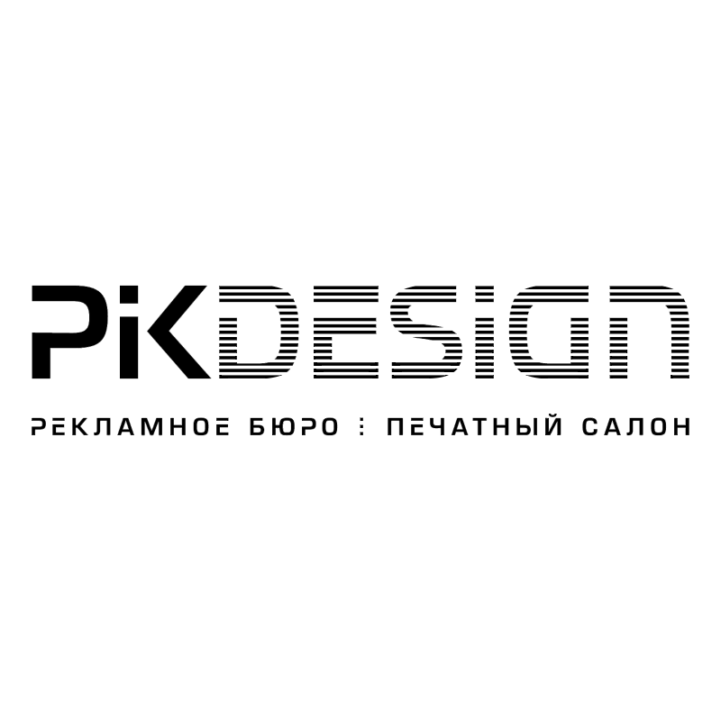 PIK Design & Advertising Group vector