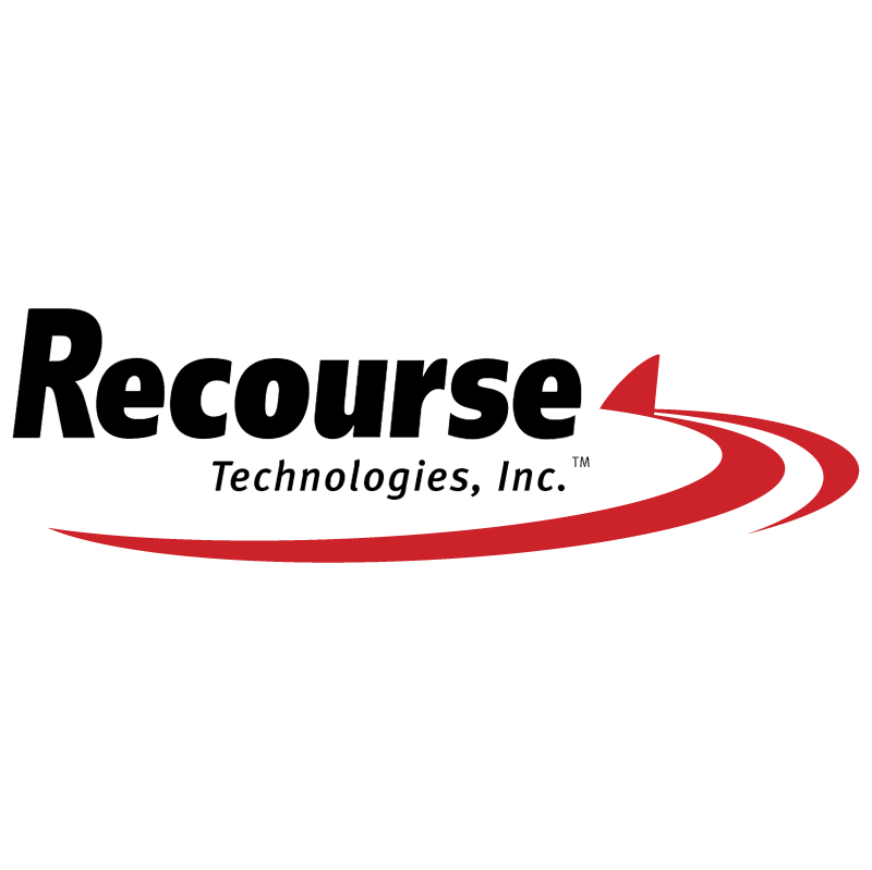 Recourse Technologies vector