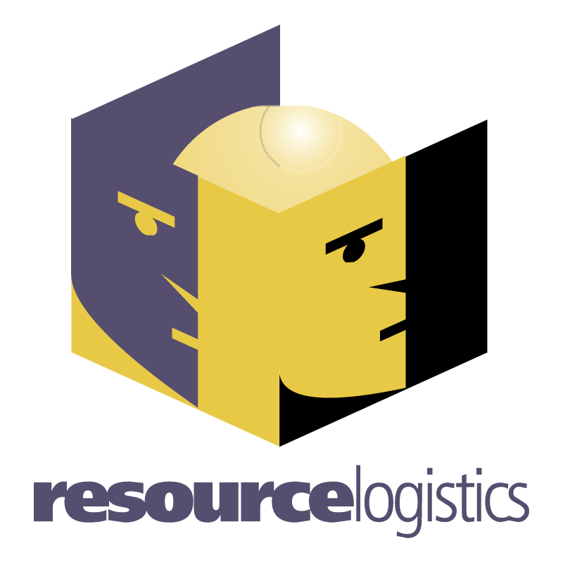 Resource Logistics vector