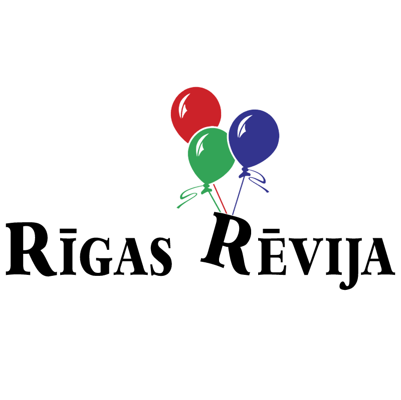 Rigas Revija vector logo