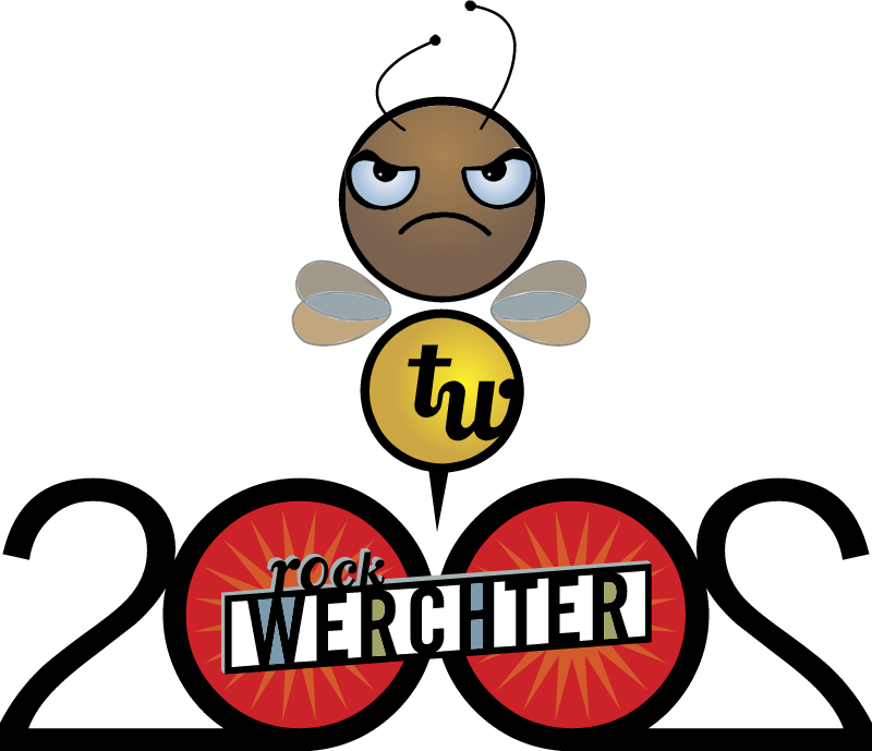 Rock Werchter vector logo
