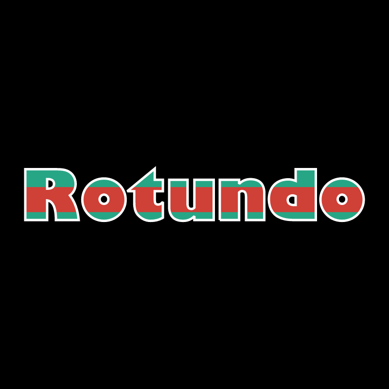 Rotundo vector logo