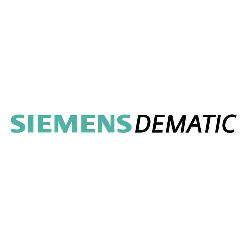 Siemens Dematic logo