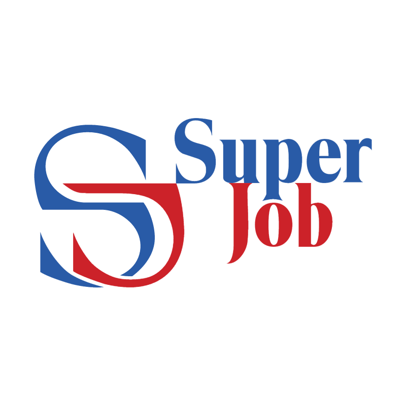 SuperJob vector logo