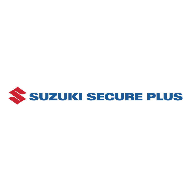 Suzuki Secure Plus vector