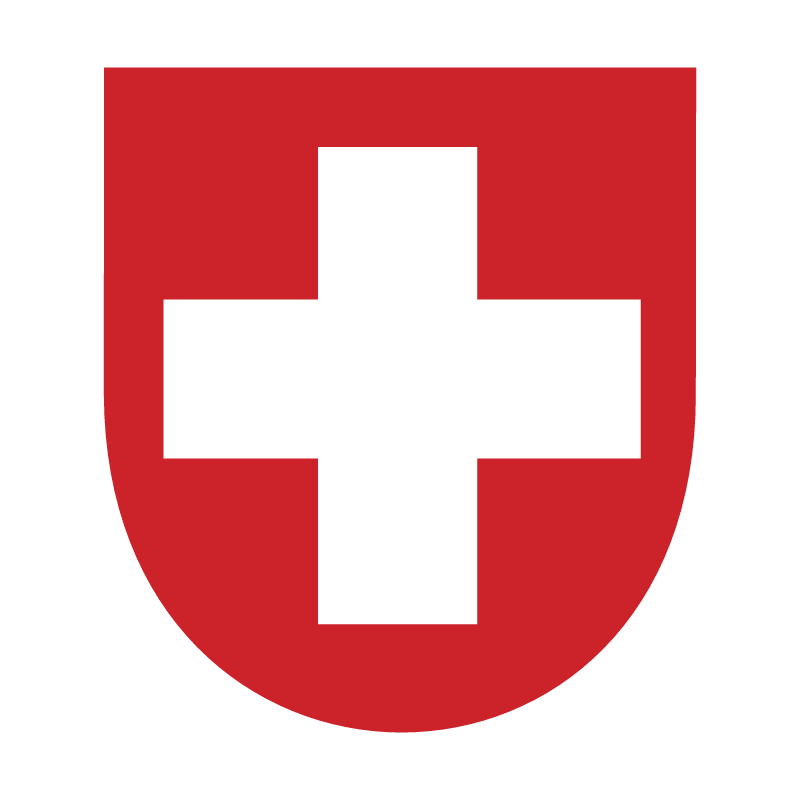 Switzerland vector logo