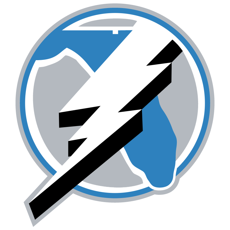Tampa Bay Lightning vector logo