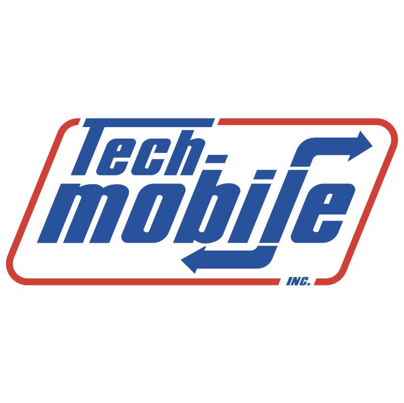 Tech Mobile vector logo