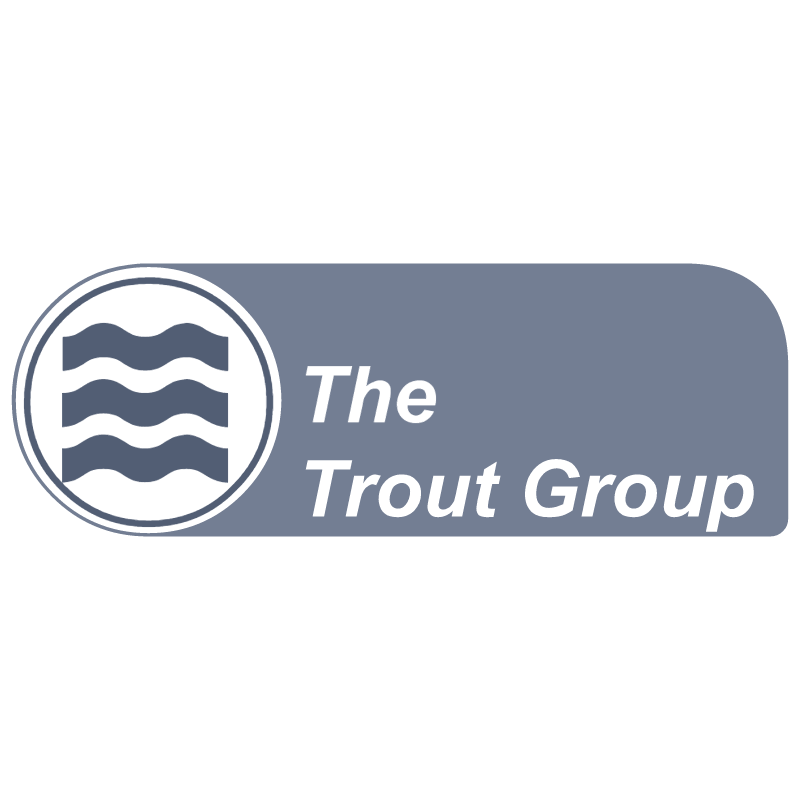 The Trout Group vector logo