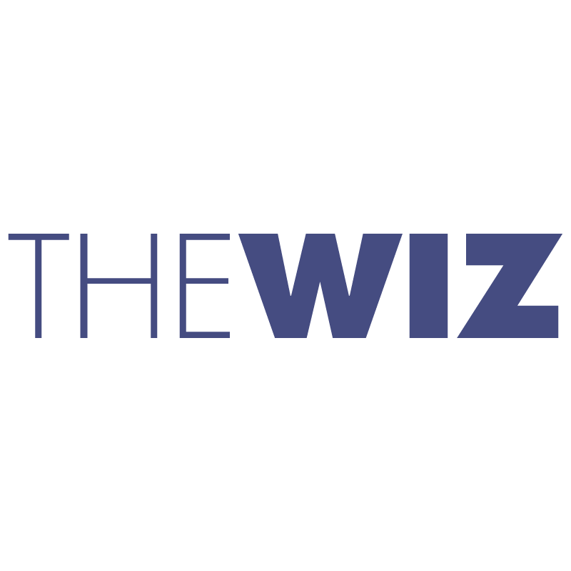 The Wiz vector logo