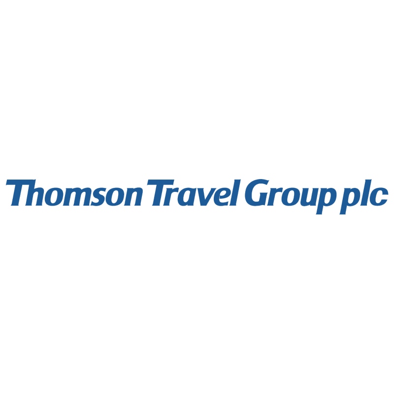 Thomson Travel Group vector logo