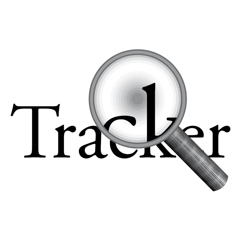 Tracker vector logo
