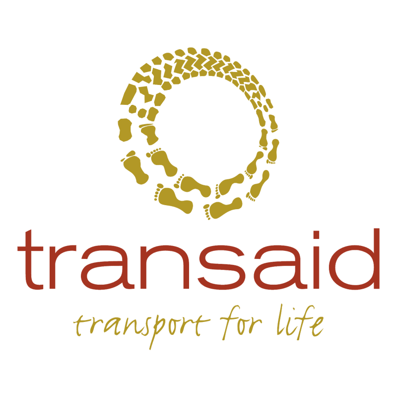 Transaid vector logo