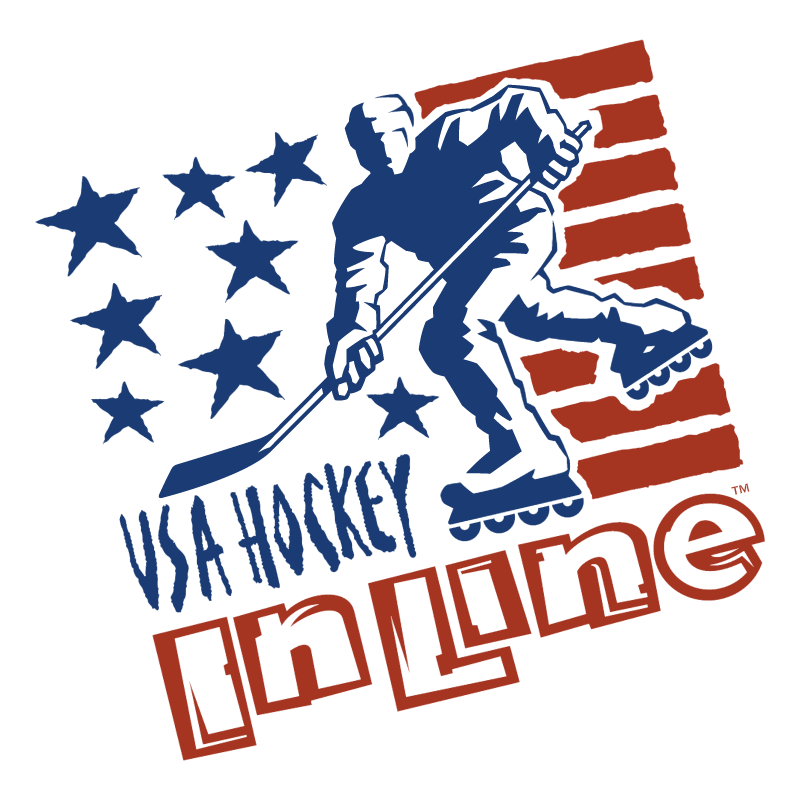 USA Hockey InLine vector