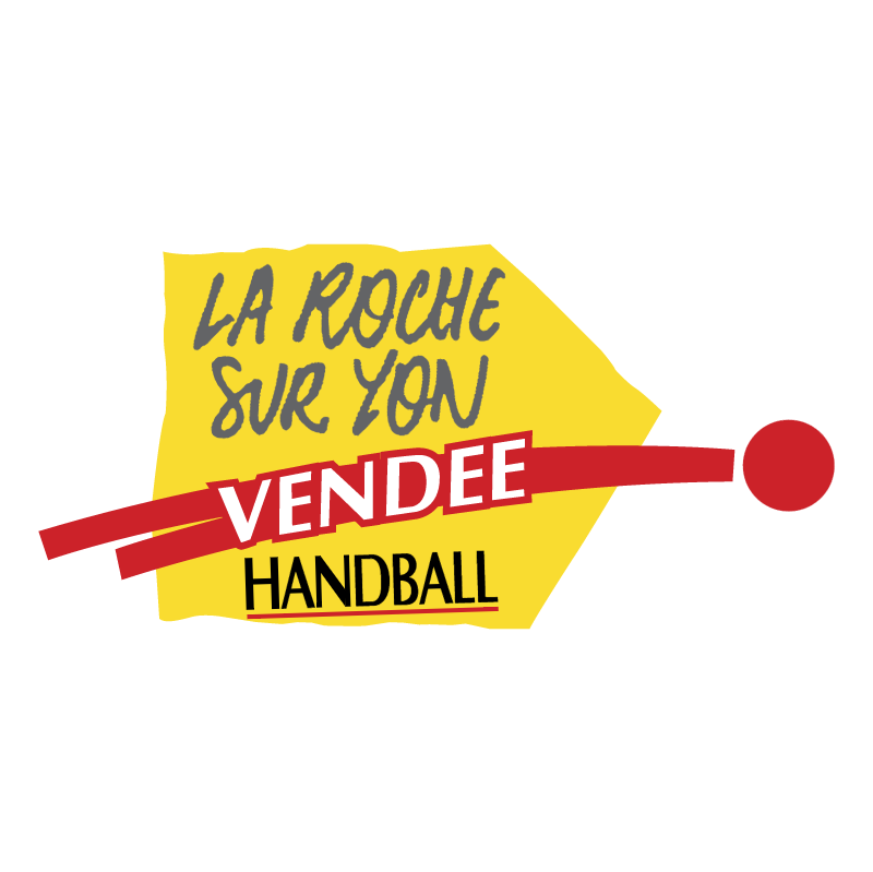 Vendee Handball vector logo
