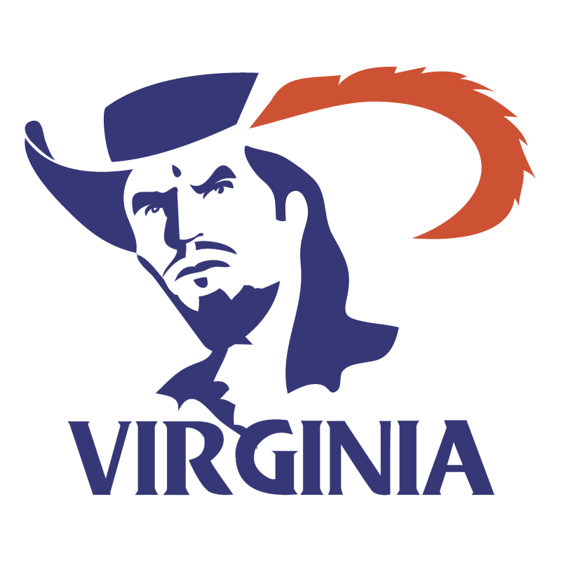 Virginia Cavaliers vector logo