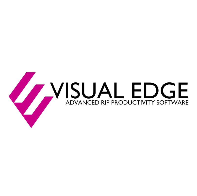 Visual Edge vector logo