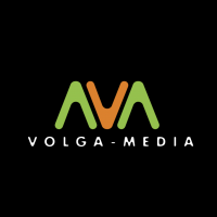 Volga Media vector