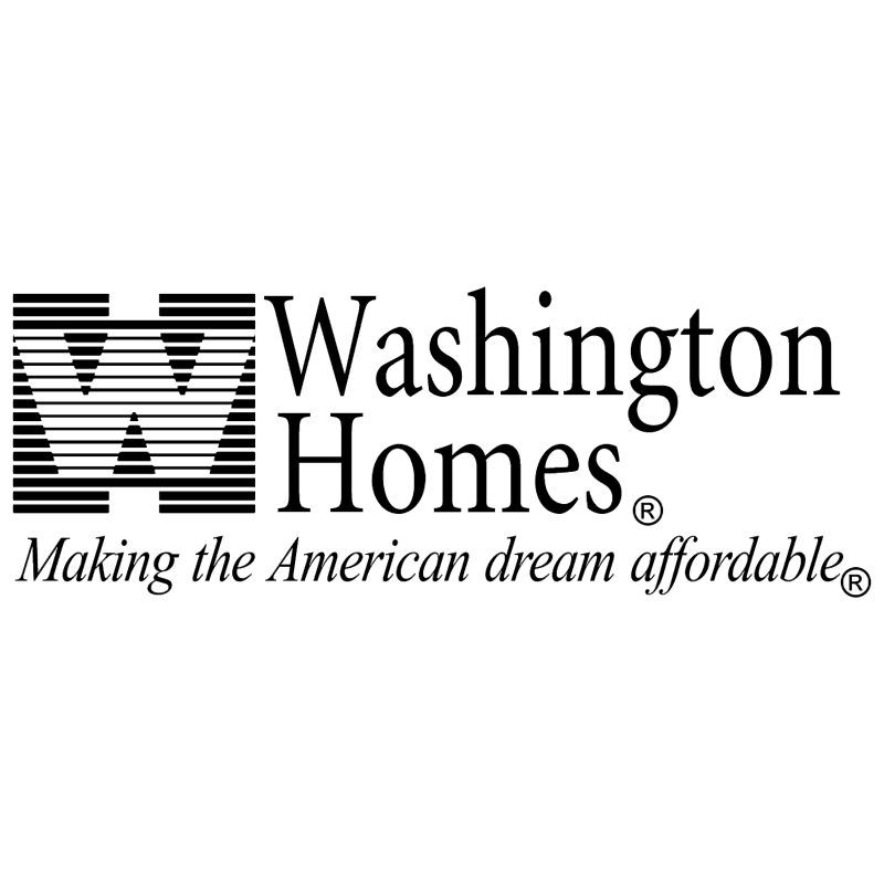 Washington Homes vector