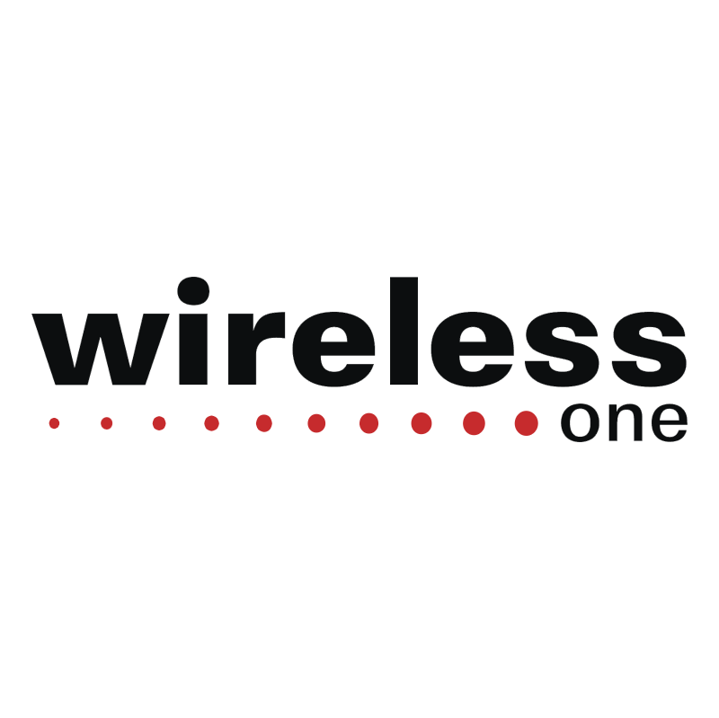 Wireless One vector