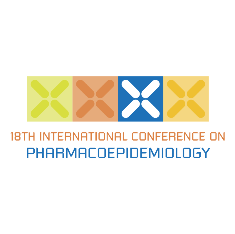 18th International Conference on Pharmacoepidemiology logo