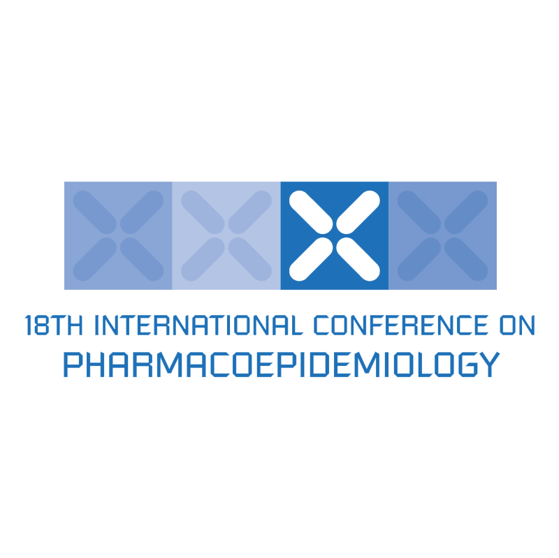 18th International Conference on Pharmacoepidemiology vector logo