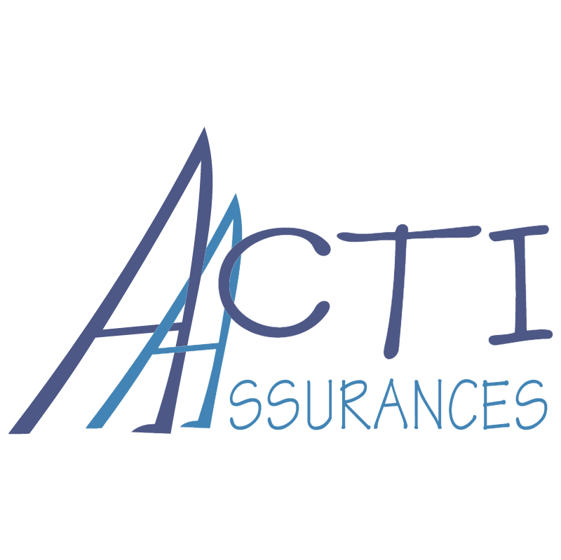 Acti Assurances 524 vector