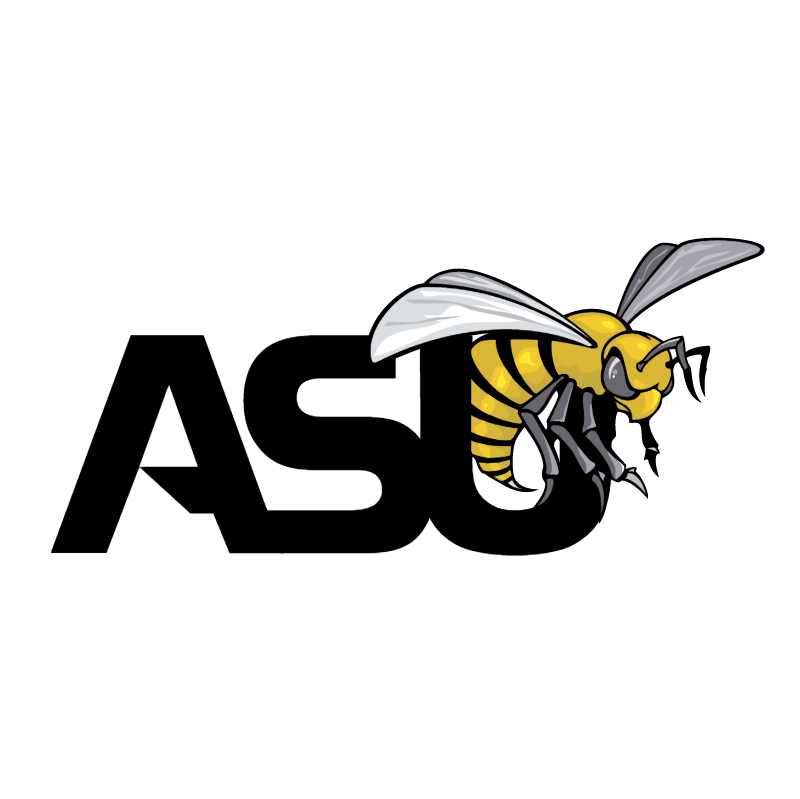 Alabama State Hornets 75969 vector